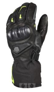 MACNA Motorcycle Gloves Neutron Heated Black
