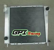 3Row Aluminum Radiator  For 1985-1994 Ford Ranger /1985-1990 Bronco II V6
