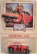 "Hot Wheels CUSTOM VOLKSWAGEN BEETLE ""GENERAL LEE"" The Dukes of Hazzard"