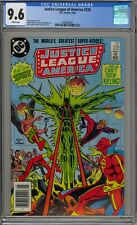 JUSTICE LEAGUE OF AMERICA #226 - CGC 9.6 - 2020848007