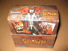 Spawn The Toy Files Trading Card Box