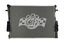 Radiator-2 Row Plastic Tank Aluminum Core CSF 3642