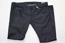NWT$208 Diesel Mens SAFADO Regular Slim Straight Jeans size  34 x 32: Wash 0RZ35