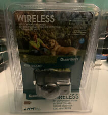 New listing Wireless Pet Containment System / Receiver Collar - By Guardian