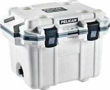 Pelican 50Qt Im Elite Cooler (White/Gray)