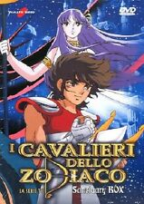 I CAVALIERI DELLO ZODIACO SANCTUARY BOX NUOVO YAMATO VIDEO CON DVD NUMERO 1