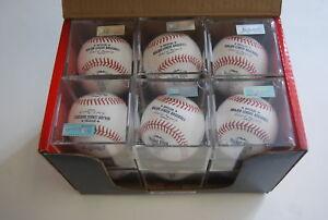 Dozen Rawlings ROMLBHR15 w/Cube All-Star Home Run Derby Baseball Official ROMLB