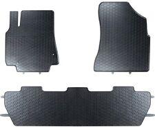 Peugeot Partner II 08-18 Velour Fußmatten Satz Citroen Belingo II 3-teilig