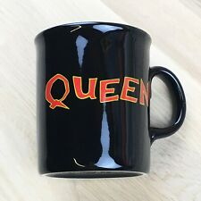 More details for queen - official vintage [a kind of magic] fan club promo cup/mug (1986) rare