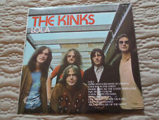 The Kinks Lola vinyl lp Hallmark a1/b1 exc+++/exc