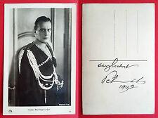 Foto AK Schauspieler um 1932 IVAN PETROVITCH mit Original Autograph  ( 15609