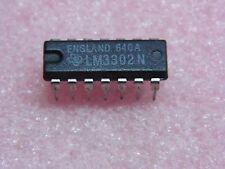 Lot x2:ci LM 3302 N LM3302N Low Power Low Offset Voltage Quad Comparator(PLA024)