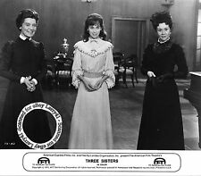 LOT of 3, Laurence Olivier, Joan Plowright stills THREE SISTERS (1970)Get Signed