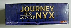 MTG; JOURNEY INTO NYX JAPANESE BOOSTER BOX, FACTORY SEALED