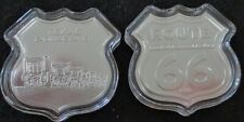 2019 1 troy oz Silver Coin Icons of Route 66 Shield Sign Texas Cadillac Ranch