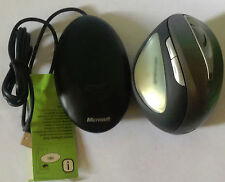 Microsoft Natural Wireless Laser Mouse 6000 Metallic Gray 69k-00001