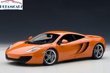 AUTOart 76006 1:18 McLaren MP4-12C - Orange