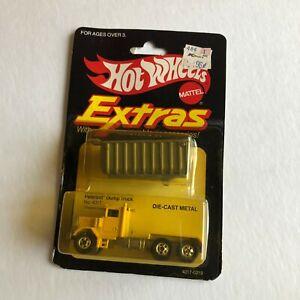 Hot Wheels Peterbilt Dump Truck Extras #4017 CL11
