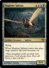 1 X Magister Sphinx - Rare - Conflux - Mtg - NM - Magic The Gathering