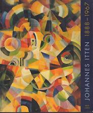 JOHANNES ITTEN 1888-1967 - Hatje Cantz