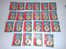 Complete set  24 Indianapolis Colts Offical  2005 Medallions Payton Manning  New