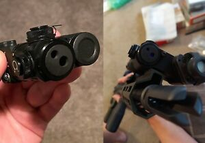 Zenitco perst laser covers - custom 3D printed