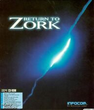 RETURN TO ZORK INFOCOM +1Clk Windows 10 8 7 Vista XP Install