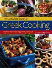 Complete Book of Greek Cooking : Explore This Classic Mediterranean Cuisine, ...