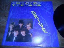 "THE CARS ""DRIVE / STRANGER EYES"" 1984 ELEKTRA WEA RECORDS UK VINYL SINGLE USED**"