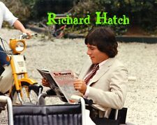 CHARLIE CHAN/DRAGON QUEEN 1980 Candid On-Set 5x7 Photos   Richard Hatch #1