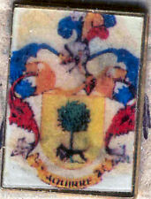 Araldica SCRITTA metallica Dell' cognome : AGUIRRE