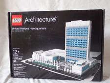 Lego Architecture: United Nations Headquarters 21018 NISB