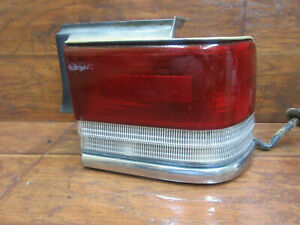 Plymouth Acclaim,  1989, 1990, 1991,   Right Passenger Tail light