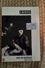 Granta 25 'The Murduree' Autumn 1988,A paperback book of new writing Martin Amis