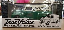 True Value, 1:25 Scale, 1950 Ford Panel Van Bank