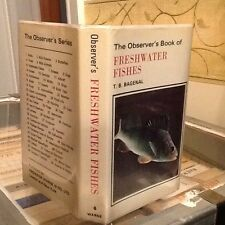 Observers Book Of Freshwater Fishes 1974