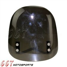 1x BUELL style moto universel vent Moustiquaire Windshield Pour Street Fighter