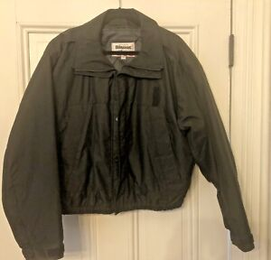 BLAUER BLACK JACKET  XL w/removable Liner Medical Emergency Police USA MADE XLNT