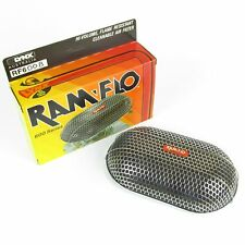 LYNX RAMFLO CARBURETTOR AIR FILTER/CLEANER WITH BLANK 'DIY' BACKPLATE/BUILD Y...