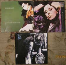 LOT of 3 DEAD OR ALIVE 45 rpm Picture Sleeves (Only - NO 45s)