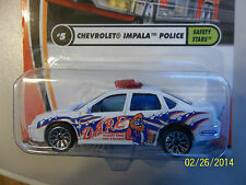 2002 Matchbox lion D.A.R.E. DARE police IMPALA NEW 50th anniversary package RARE