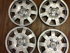 "4-14"" NEW TOYOTA 1999 19981999 2000 COROLLA WHEEL COVER HUB CAPS HUBCAPS WHEEL"