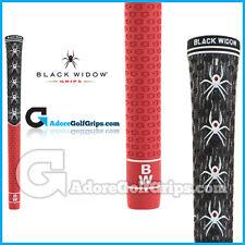 New Black Widow WM1 Widow Maker Grip - Black / Red x 1