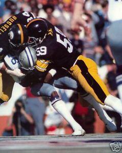 Jack Ham - Steelers, 8x10 color photo