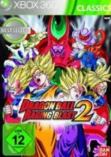 Xbox 360 Dragonball Raging Blast 2 como nuevo