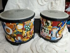 Remo RH560000 Rhythm Kids Pretuned Bongos