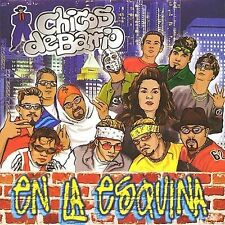 CHICOS DE BARRIO : En la Esquina CD