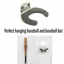 Vertical Baseball Bat Softball Bat Display Wall Mount Wall Rack Wall Holder Case