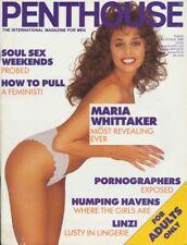 Penthouse Magazines for Men