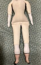 """15/""""Headless Geppeddo girl//lady Bodies with Vinyl Arms// Legs  11 pieces available"""